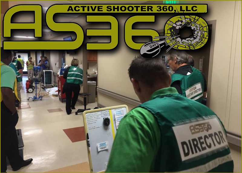 Active shooter training seminars and workshops available now.